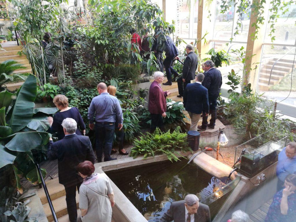 Ekskursioonid Tartu loodusmaja talveaias ürituste ja maja külastajatele