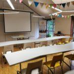 Soodushinnaga ruumid õpilastele individuaalse huvitegevuse harjutamiseks