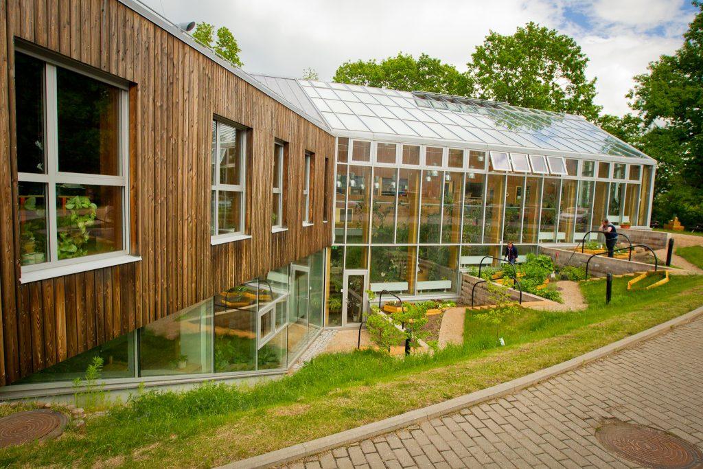 Keskkonnasõbralik kontor
