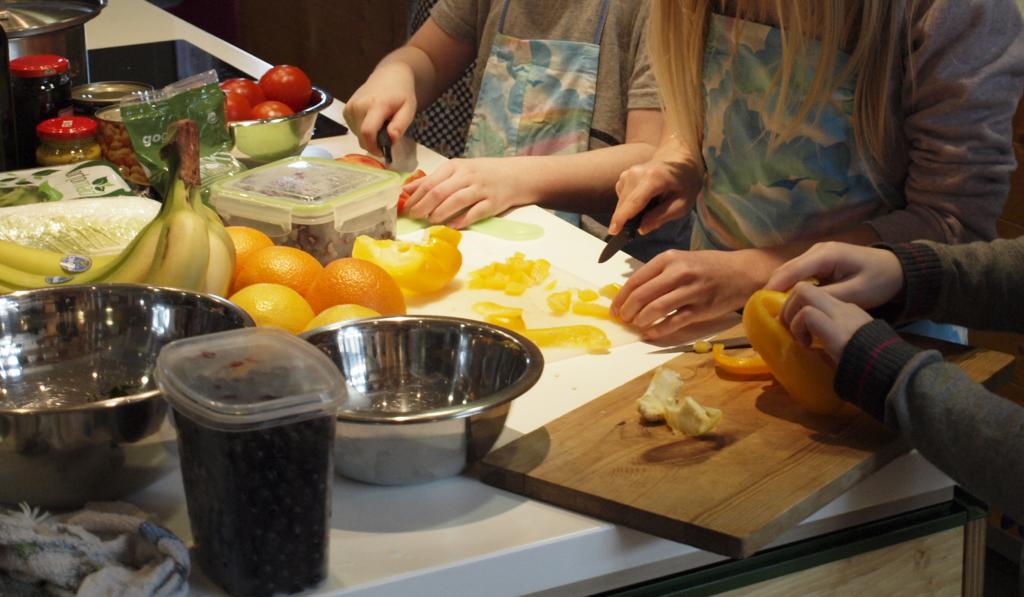 Tervislik ja keskkonnasõbralik toit