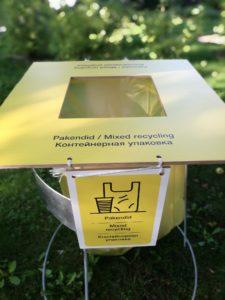 Jäätmeraam Tartu loodusmaja
