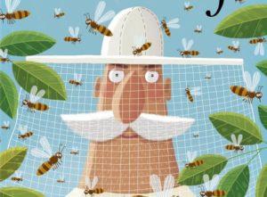 """Illustratsioonide ja mesindustarvikute näitus """"Lennake mesipuu poole!"""""""