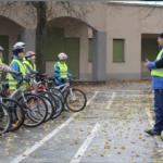 Tartu linna laste jalgrattakooli kevadkursused