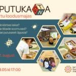 Suur suvine putukanäitus Tartu loodusmajas 1.06-22.08.2019