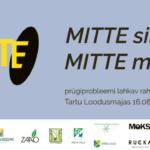 """Rändav kunstinäitus """"MITTE silmist, MITTE meelest"""" 16.08-25.10.2019"""