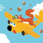 """Meisterdamishommik """"Kas oravad lendavad? Kas lennukid söövad pähkleid?"""" 23.11.2019"""