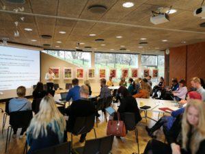 Keskkonnasõbralikud avalikud üritused Tartu loodusmaja