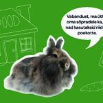 Tartu loodusmaja huvikooli lapsed andsid jäätmetekke vähendamise nädala puhul enda hääle loodusmaja loomadele