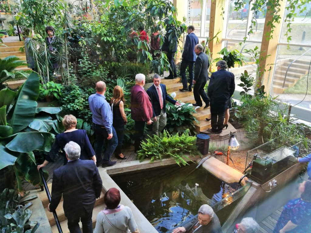 Guided tours in Tartu Nature House