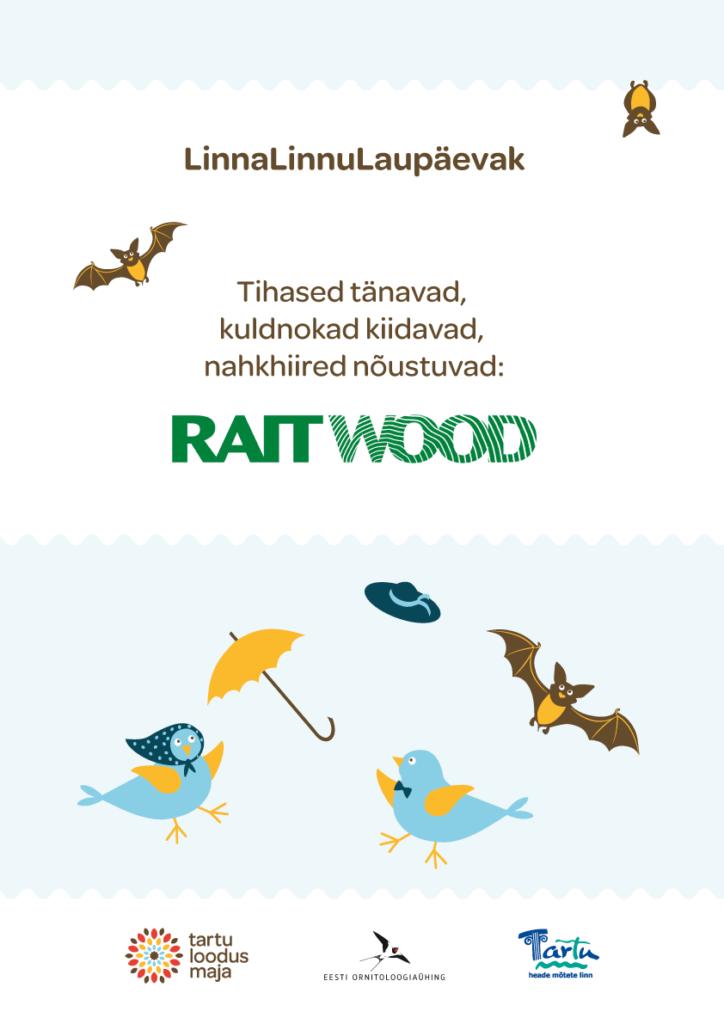 lindude pesakastide ja nahkhiirte varjekastide ehitamise õpetus