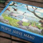 A new boardgame helps to introduce the biota of lake Peipsi to children