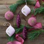 Vildist ja pärlitega jõuluehted