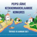 Environmental advertisement contest about Lake Peipsi